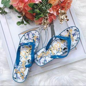 Sam Edelman Kylee Platform Thong Sandal
